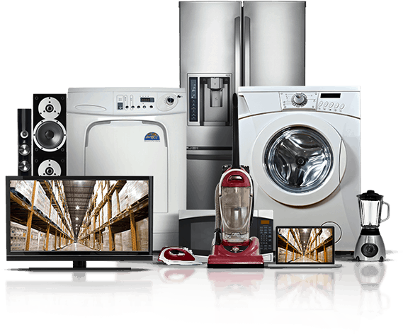 appliance removal in New Orleans