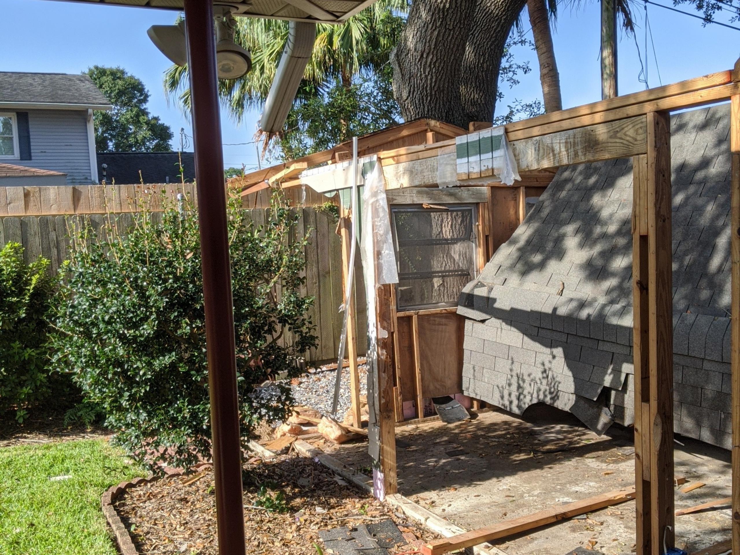demolition in New Orleans