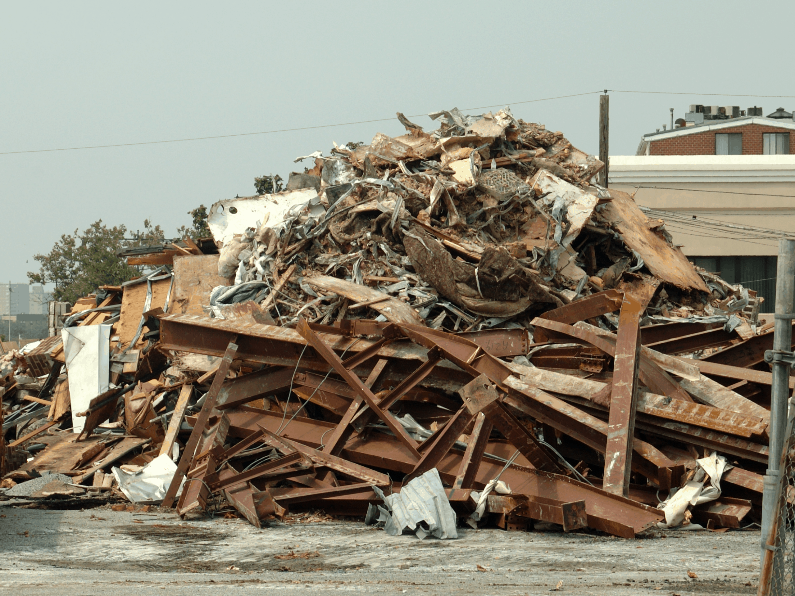 structure demo in new orleans